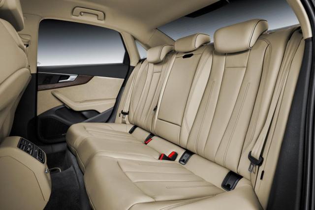Ưu, nhược điểm của Audi A4 2018 - Ảnh 5.