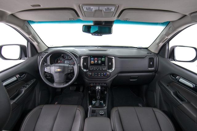 Về Việt Nam sớm hơn Toyota Fortuner, Chevrolet Trailblazer dự kiến bán ra trong tháng sau - Ảnh 2.