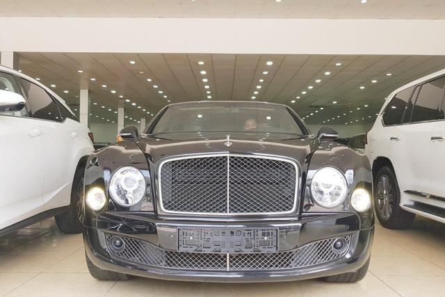 Bentley Mulsanne Speed 2015 nhập lướt có giá 24,5 tỷ đồng tại Việt Nam - Ảnh 3.