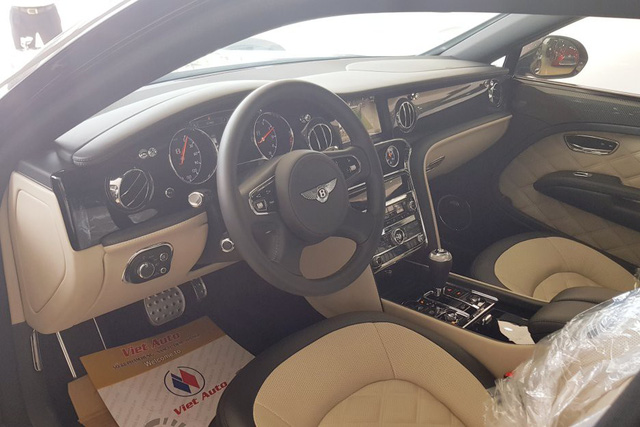 Bentley Mulsanne Speed 2015 nhập lướt có giá 24,5 tỷ đồng tại Việt Nam - Ảnh 6.