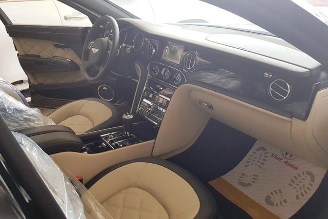 Bentley Mulsanne Speed 2015 nhập lướt có giá 24,5 tỷ đồng tại Việt Nam - Ảnh 8.