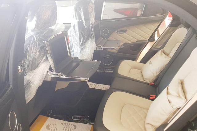 Bentley Mulsanne Speed 2015 nhập lướt có giá 24,5 tỷ đồng tại Việt Nam - Ảnh 9.