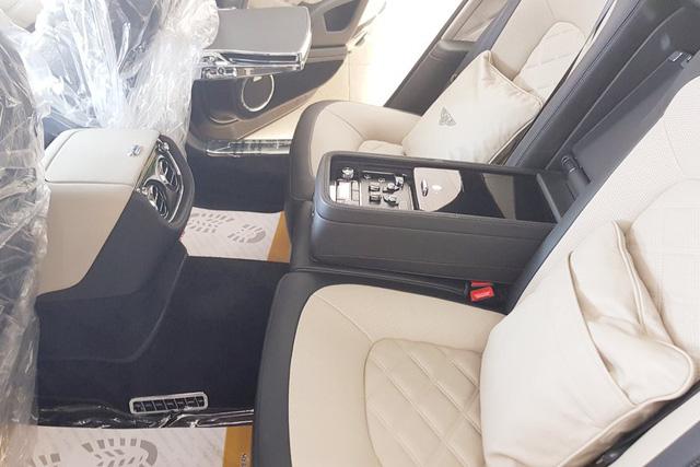 Bentley Mulsanne Speed 2015 nhập lướt có giá 24,5 tỷ đồng tại Việt Nam - Ảnh 10.