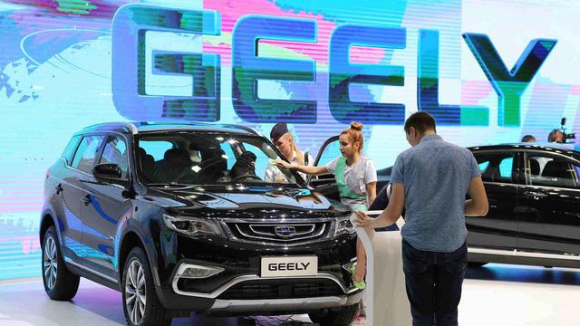 Daimler đi tìm tiếng nói chung với cổ đông mới Geely - Ảnh 1.