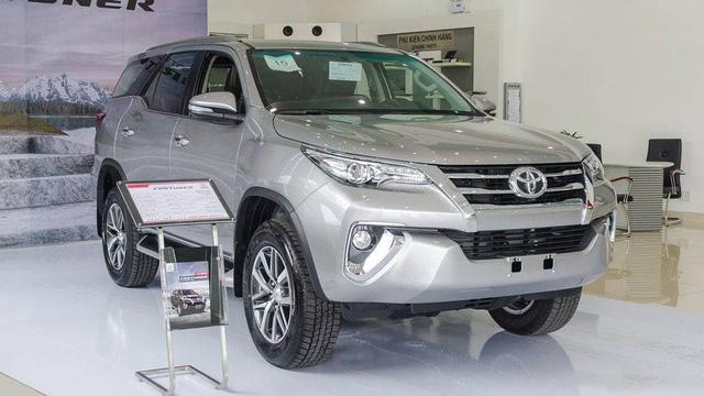 Chevrolet Trailblazer có gì để cạnh tranh Toyota Fortuner tại Việt Nam? - Ảnh 2.
