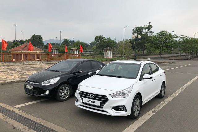 Hyundai Accent 2018 xuất hiện tại Hà Nội, lộ trang bị trước ngày ra mắt - Ảnh 5.