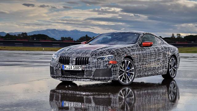 BMW chốt lịch ra mắt 8-Series vào giữa tháng 6 - Ảnh 4.