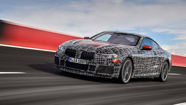 BMW chốt lịch ra mắt 8-Series vào giữa tháng 6 - Ảnh 3.
