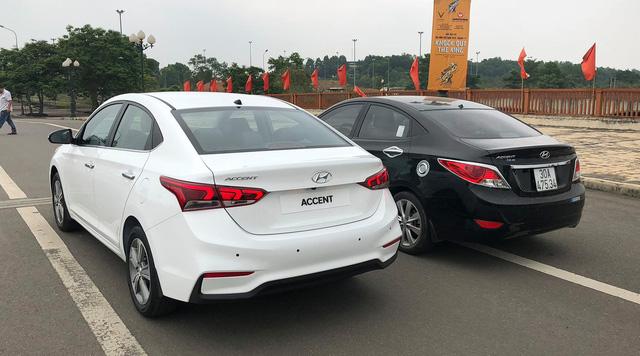 Sắp ra mắt, Hyundai Accent 2018 có gì để cạnh tranh Toyota Vios? - Ảnh 5.