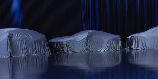 Chevrolet chuẩn bị crossover hoàn toàn mới - Ảnh 1.