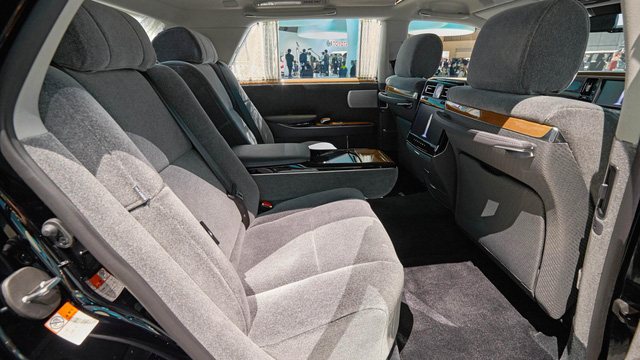 8 bọc ghế tuyệt vời nhất trên ô tô - Ảnh 8.