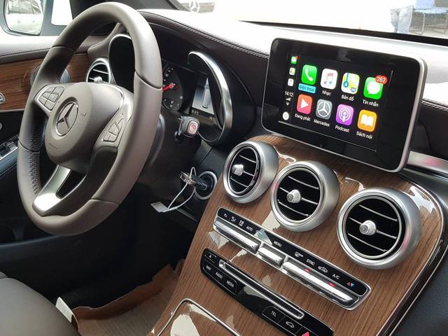 Chi tiết Mercedes-Benz GLC 250 bản nâng cấp giá gần 2 tỷ đồng - Ảnh 2.