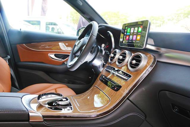 Chi tiết Mercedes-Benz GLC 250 bản nâng cấp giá gần 2 tỷ đồng - Ảnh 8.