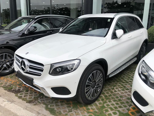 Chi tiết Mercedes-Benz GLC 250 bản nâng cấp giá gần 2 tỷ đồng - Ảnh 1.