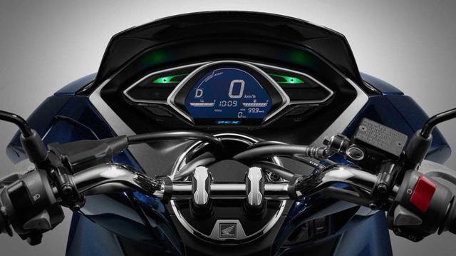 Honda PCX 2018 chốt giá từ 56,5 triệu đồng tại Việt Nam - Ảnh 3.