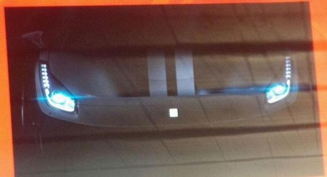 Ferrari 488 mới lộ ảnh tại sự kiện bí mật - Ảnh 1.