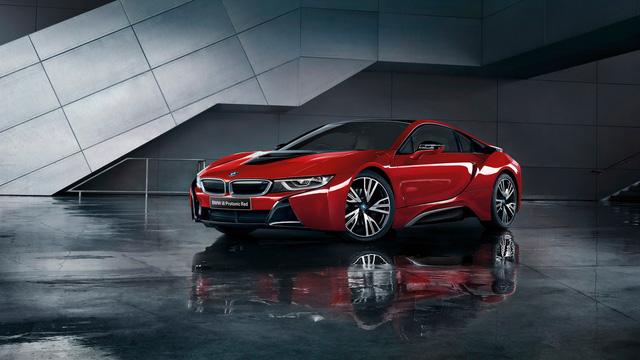 BMW cứu vớt i8 bằng các phiên bản đặc biệt - Ảnh 3.