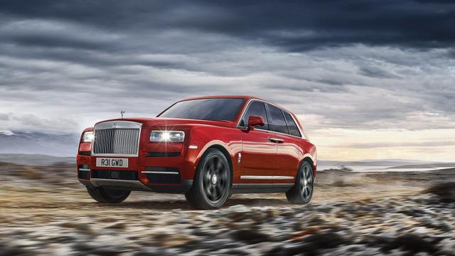 Rolls-Royce tính nâng cấp Cullinan, nhắm cột mốc 600 mã lực - Ảnh 1.