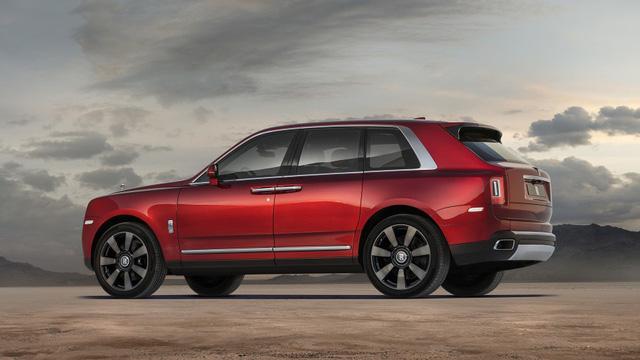 Rolls-Royce tính nâng cấp Cullinan, nhắm cột mốc 600 mã lực - Ảnh 2.