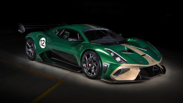 Những siêu xe sinh ra để thống trị đường đua - Ảnh 13.