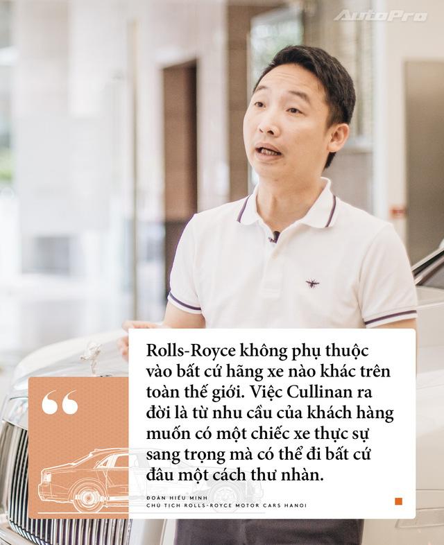 Rolls-Royce Cullinan chính hãng giá trên 41,2 tỷ đồng đã có đại gia Việt đặt hàng - Ảnh 1.