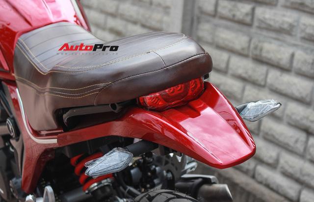 Chi tiết City Hunter - Xe côn tay 110cc giá 33 triệu đồng tại Hà Nội - Ảnh 8.