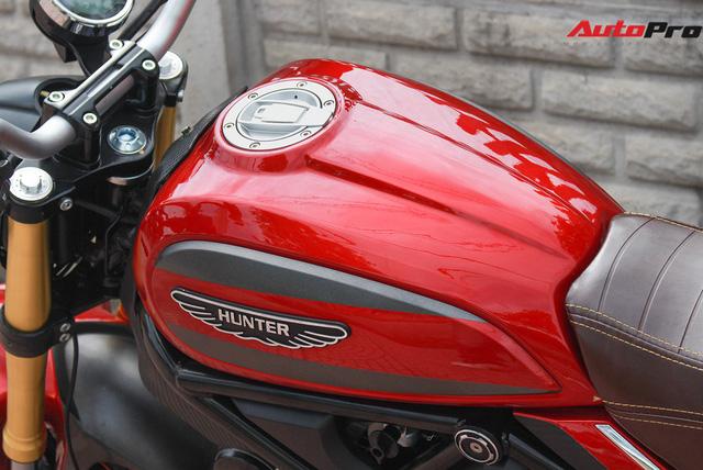 Chi tiết City Hunter - Xe côn tay 110cc giá 33 triệu đồng tại Hà Nội - Ảnh 4.