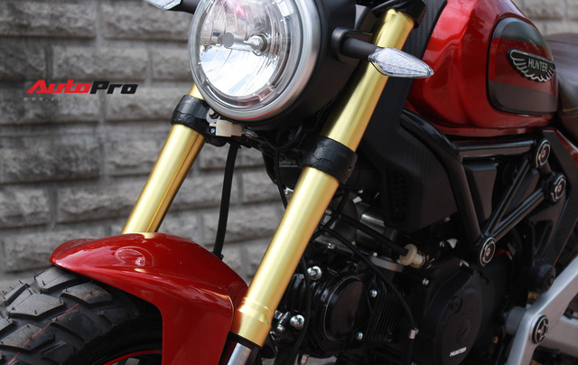 Chi tiết City Hunter - Xe côn tay 110cc giá 33 triệu đồng tại Hà Nội - Ảnh 21.