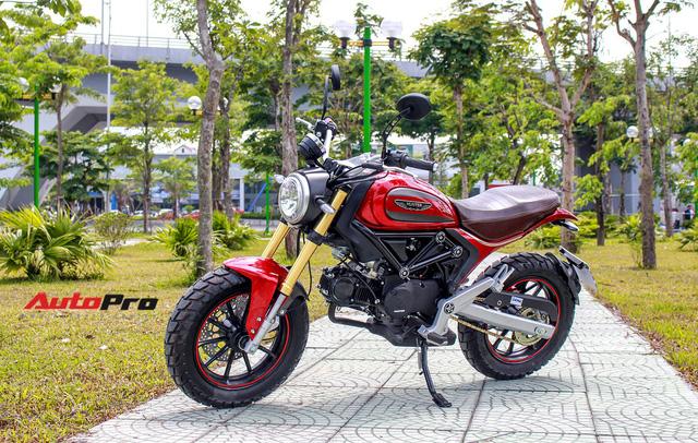 Chi tiết City Hunter - Xe côn tay 110cc giá 33 triệu đồng tại Hà Nội - Ảnh 1.