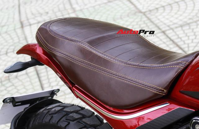 Chi tiết City Hunter - Xe côn tay 110cc giá 33 triệu đồng tại Hà Nội - Ảnh 16.