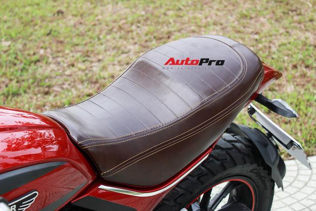 Chi tiết City Hunter - Xe côn tay 110cc giá 33 triệu đồng tại Hà Nội - Ảnh 15.