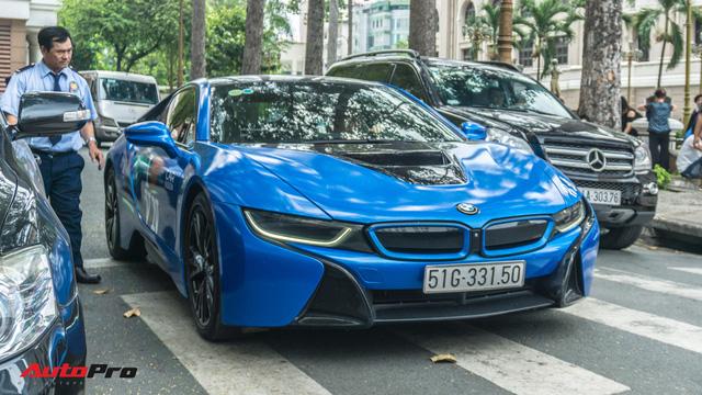 Cường Đô La, Tuấn Hưng cùng dàn siêu xe trăm tỷ khuấy động Sài Gòn cuối tuần - Ảnh 9.
