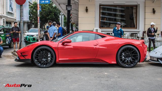 Cường Đô La, Tuấn Hưng cùng dàn siêu xe trăm tỷ khuấy động Sài Gòn cuối tuần - Ảnh 4.