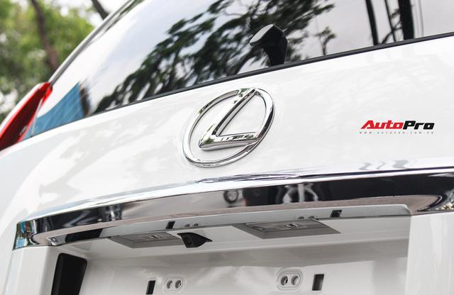 Lexus GX460 Sport 2018 nhập Mỹ giá gần 6 tỷ đồng về Việt Nam - Ảnh 14.