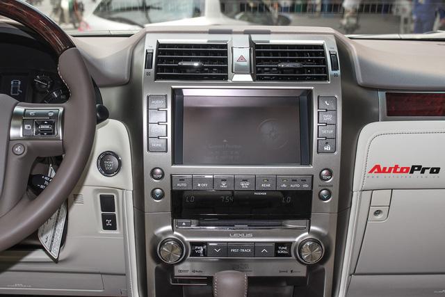 Lexus GX460 Sport 2018 nhập Mỹ giá gần 6 tỷ đồng về Việt Nam - Ảnh 8.