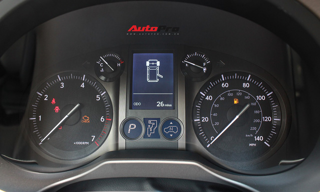 Lexus GX460 Sport 2018 nhập Mỹ giá gần 6 tỷ đồng về Việt Nam - Ảnh 19.