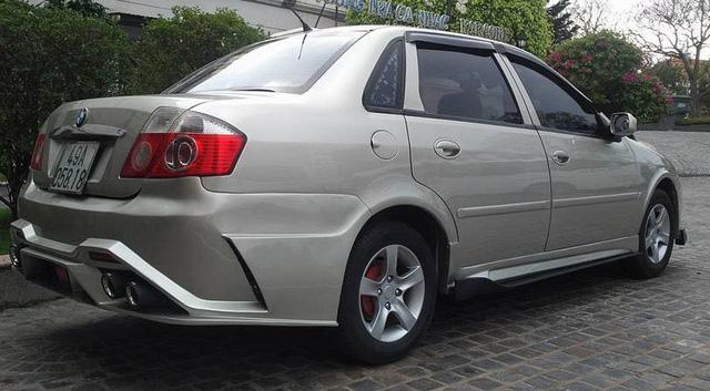 Dân chơi Lâm Đồng độ xe Trung Quốc chục năm tuổi kiểu BMW - Ảnh 6.