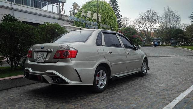 Dân chơi Lâm Đồng độ xe Trung Quốc chục năm tuổi kiểu BMW - Ảnh 5.