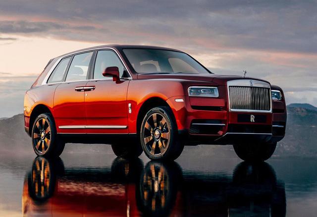Rolls-Royce Cullinan chính hãng giá trên 41,2 tỷ đồng đã có đại gia Việt đặt hàng - Ảnh 5.