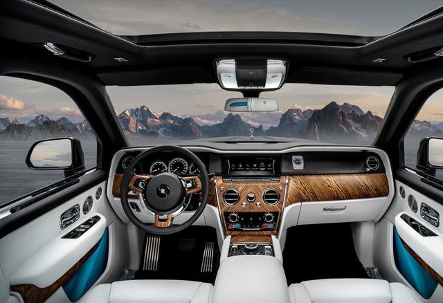 Rolls-Royce Cullinan chính hãng giá trên 41,2 tỷ đồng đã có đại gia Việt đặt hàng - Ảnh 2.