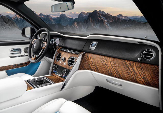 Rolls-Royce Cullinan chính hãng giá trên 41,2 tỷ đồng đã có đại gia Việt đặt hàng - Ảnh 8.