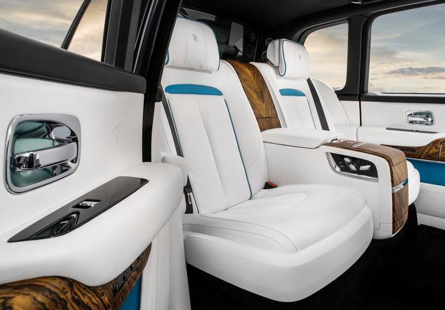 Rolls-Royce Cullinan chính hãng giá trên 41,2 tỷ đồng đã có đại gia Việt đặt hàng - Ảnh 9.