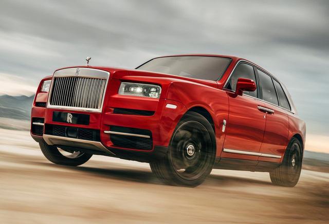 Rolls-Royce Cullinan chính hãng giá trên 41,2 tỷ đồng đã có đại gia Việt đặt hàng - Ảnh 7.