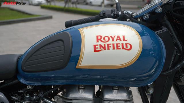 Nếu phân vân mua Royal Enfield Classic 500 giá từ 120 triệu đồng thì đây là điều bạn cần biết - Ảnh 5.
