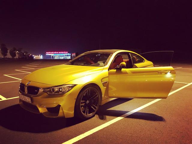 Sau 7 tháng đi 12.000km, BMW M4 chính hãng mất giá hơn 1,2 tỷ đồng - Ảnh 12.