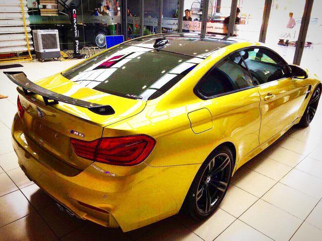 Sau 7 tháng đi 12.000km, BMW M4 chính hãng mất giá hơn 1,2 tỷ đồng - Ảnh 11.