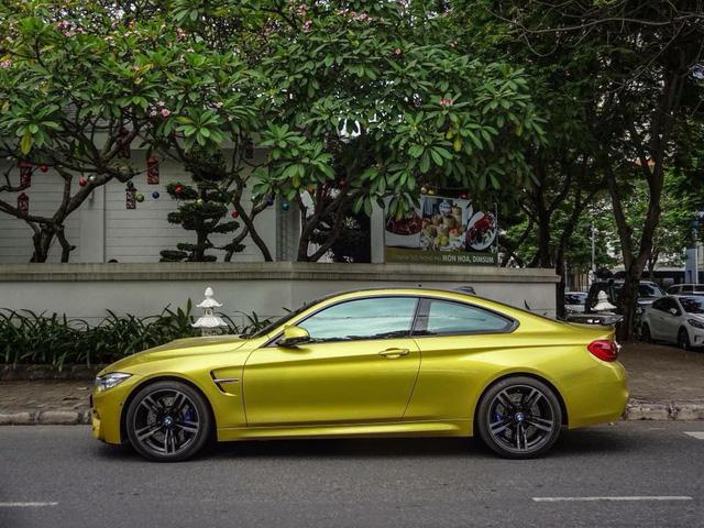 Sau 7 tháng đi 12.000km, BMW M4 chính hãng mất giá hơn 1,2 tỷ đồng - Ảnh 4.