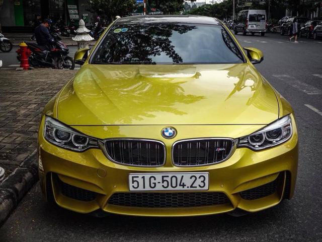 Sau 7 tháng đi 12.000km, BMW M4 chính hãng mất giá hơn 1,2 tỷ đồng - Ảnh 9.