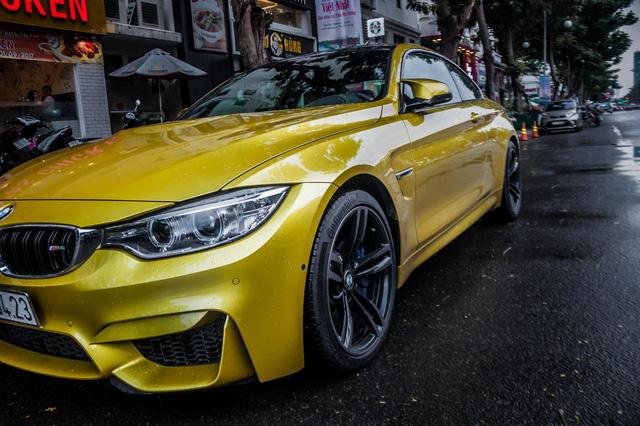 Sau 7 tháng đi 12.000km, BMW M4 chính hãng mất giá hơn 1,2 tỷ đồng - Ảnh 2.