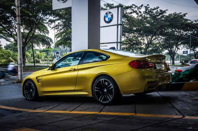 Sau 7 tháng đi 12.000km, BMW M4 chính hãng mất giá hơn 1,2 tỷ đồng - Ảnh 3.